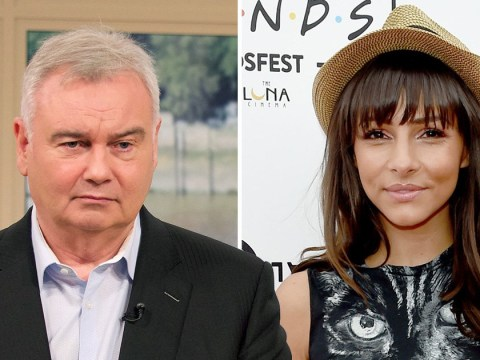 Eamonn Holmes is not impressed with Roxanne Pallett's apology as he brands Jeremy Vine interview a 'PR stunt'