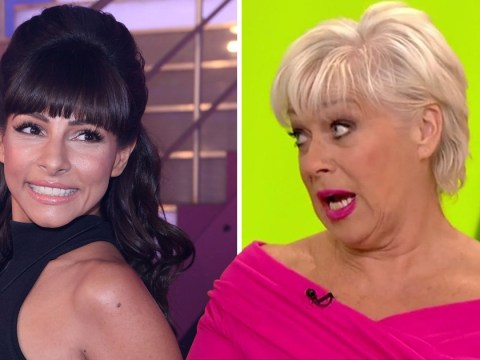 Denise Welch accuses Roxanne Pallett of 'trying to ruin Ryan Thomas' in furious Loose Women tirade