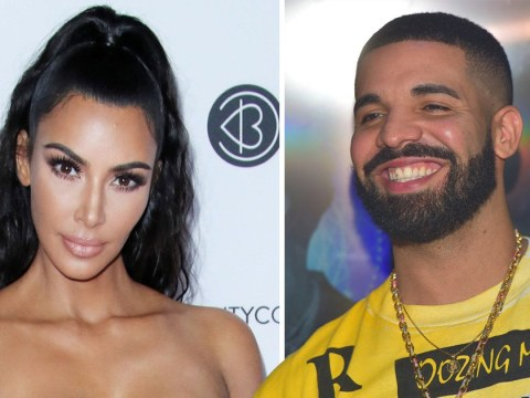 Kim Kardashian slams rumours that she slept with Drake 'cause it 'never happened' – and that's the end of it, apparently