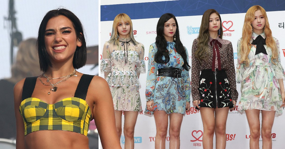 BLACKPINK's collaboration with Dua Lipa drops and it's a bonafide banger