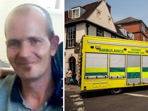 Novichok victim has meningitis and 'doesn't have long left to live'
