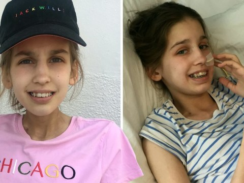 Girl, 14, is one of world's youngest to have asbestos-related cancer