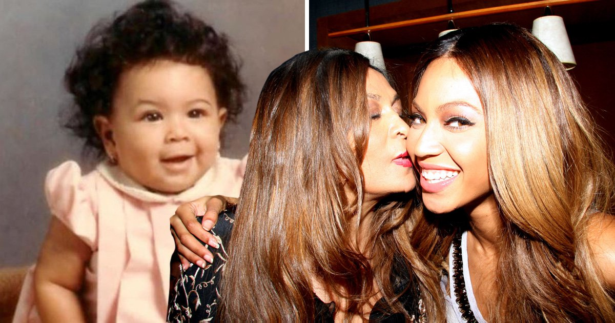 Beyonce's mum shares adorable baby snap to mark singer's 37th birthday
