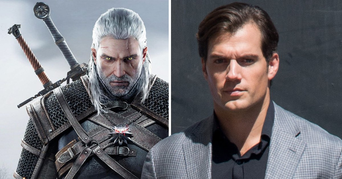 Henry Cavill cast as Geralt of Rivia in Netflix's 'Game Of Thrones beater' The Witcher series