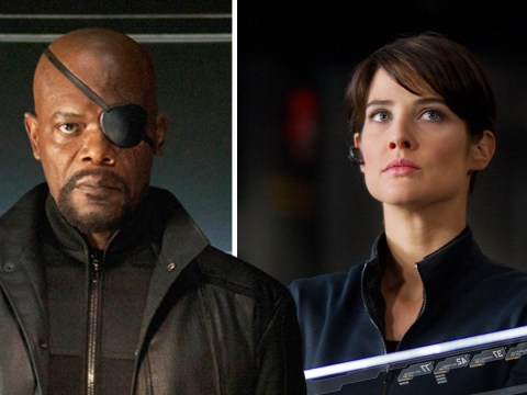 Spider-Man swoops into London as Samuel L Jackson and Cobie Samuels are spotted shooting scenes