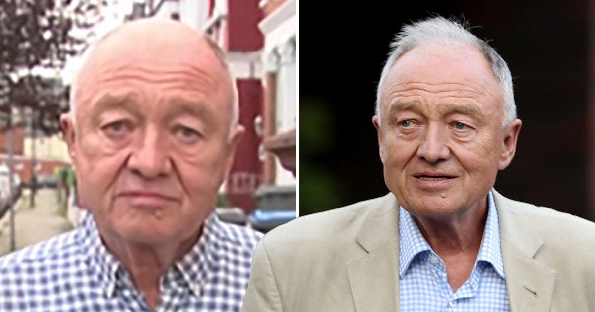 Ken Livingstone tells Piers Morgan that Hitler backed Zionism