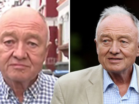 Ken Livingstone tells Piers Morgan that Hitler backed Zionism
