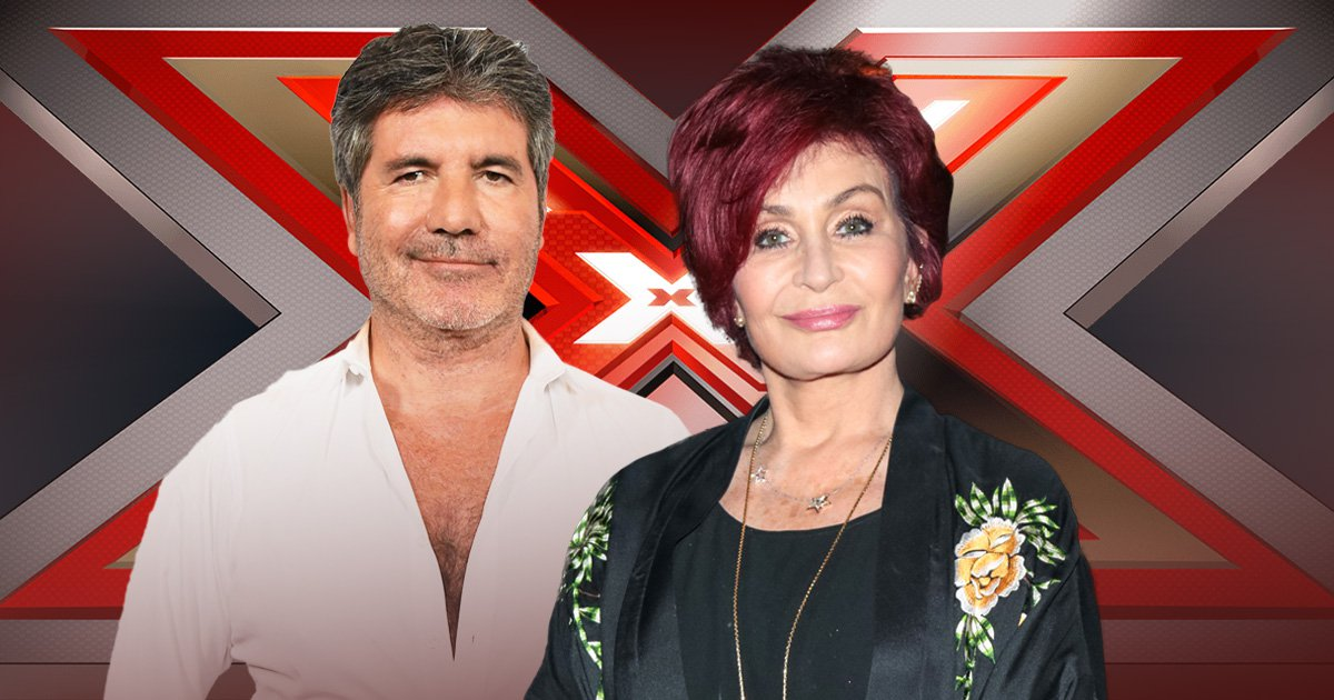 Simon Cowell hints at Sharon Osbourne's X Factor return after public spat: 'I called her a few weeks ago'