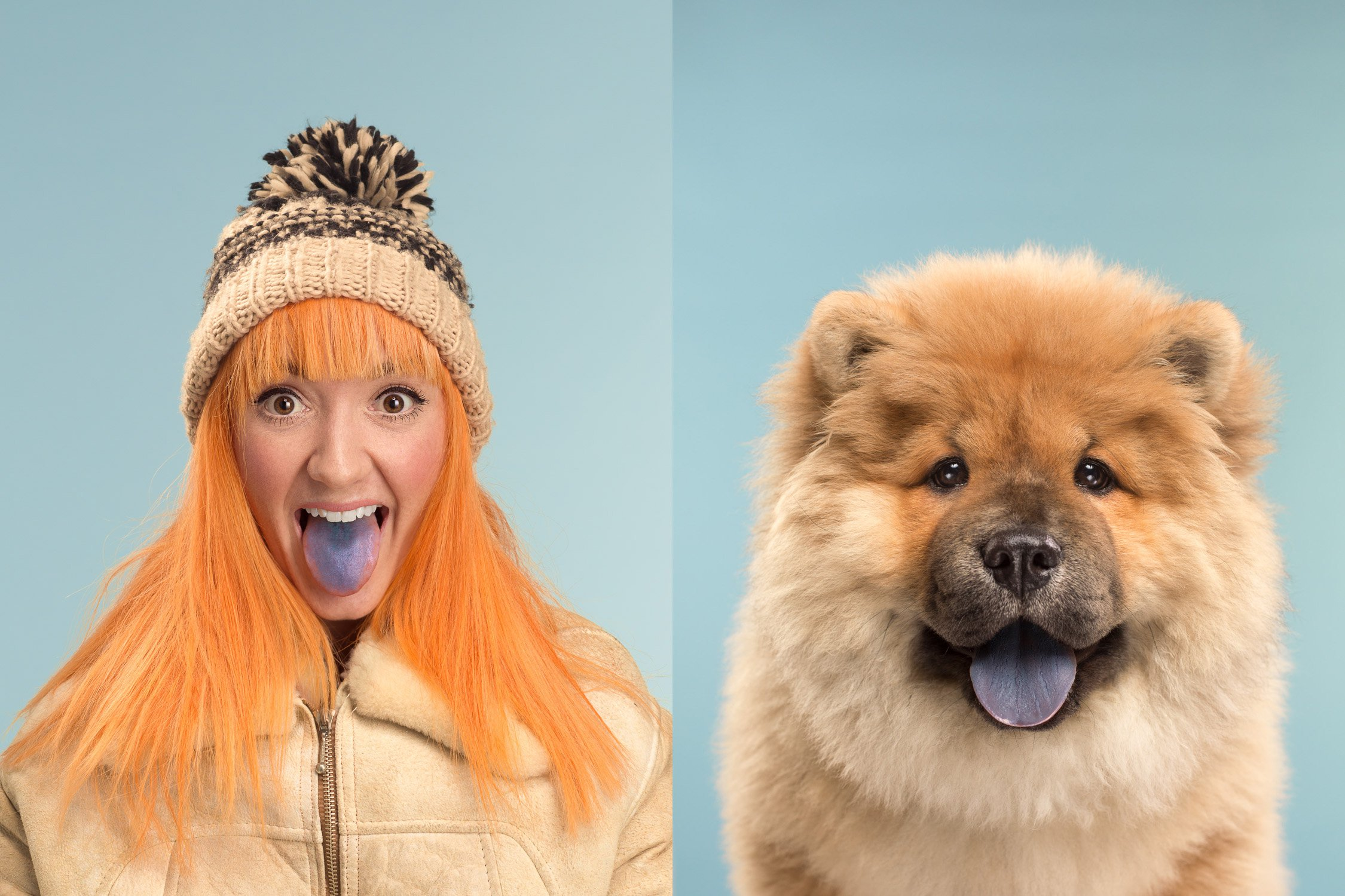 Do you need further evidence that dogs look like their owners?