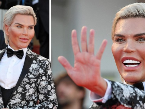 Celebrity Big Brother's Rodrigo Alves shows up on the red carpet at Venice Film Festival after apologising for using n-word