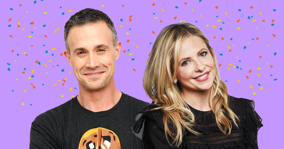 Sarah Michelle Gellar and Freddie Prinze Jr. are complete couple goals as they celebrate 16th wedding anniversary