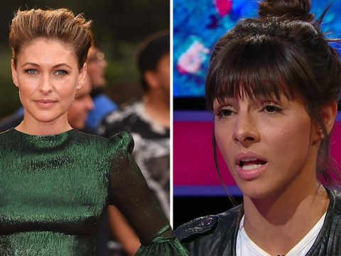 Emma Willis found it 'so hard' to watch Roxanne Pallett make a 'soap opera' out of CBB punch-gate claims