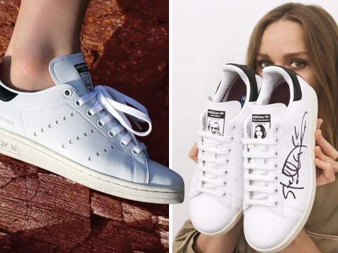 Adidas and Stella McCartney team up to create first vegan Stan Smiths