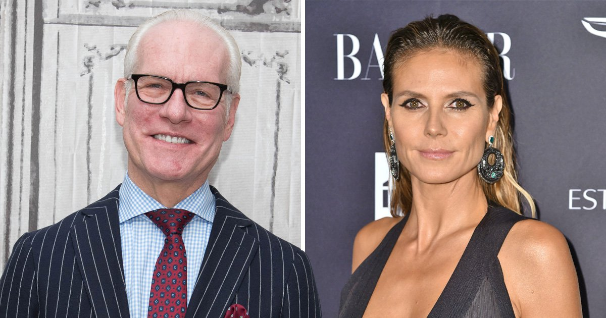 Heidi Klum and Tim Gunn are leaving Project Runway for new show on Amazon that sounds exactly like Project Runway