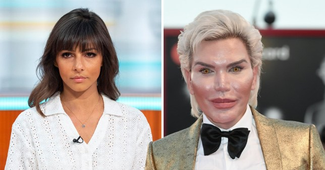 Roxanne Pallett and Rodrigo Alves will not be attending Celebrity Big Brother final
