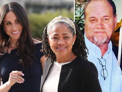 Meghan Markle's mum made 'secret UK visit' to support her through Thomas Markle's media outbursts
