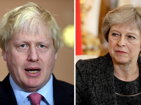 Boris Johnson says Theresa May is 'wrapping a suicide vest around Britain' with Brexit plan