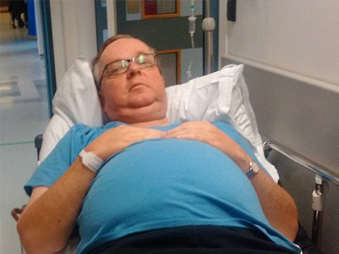 Dying man forced to wait eight hours on trolley in A&E hospital corridor