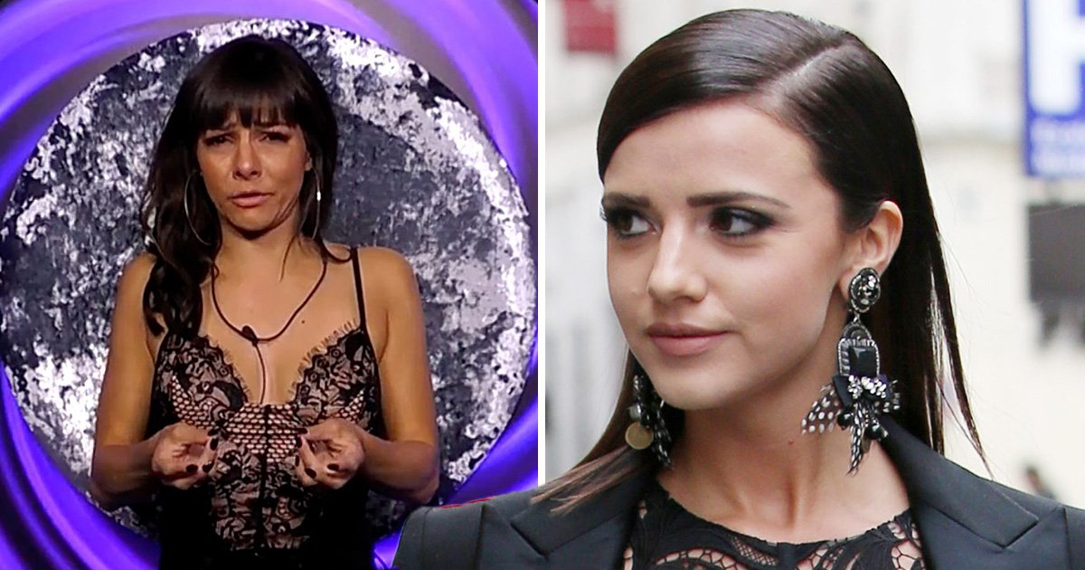 Ryan Thomas' girlfriend Lucy Mecklenburgh urges Roxanne Pallett to get help as she dismisses apology 'performance'