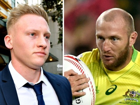Rugby Sevens captain 'launched verbal attack on British man before he was punched'