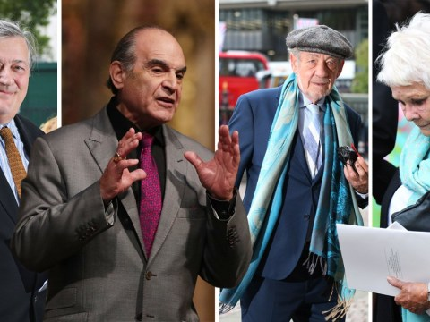 Stephen Fry, Sir Ian McKellen, David Suchet and Dame Judi Dench pay tribute to Sir Peter Hall