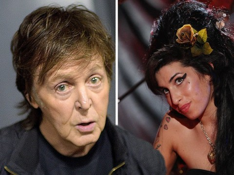 Sir Paul McCartney 'wishes he'd saved Amy Winehouse' when he had the chance