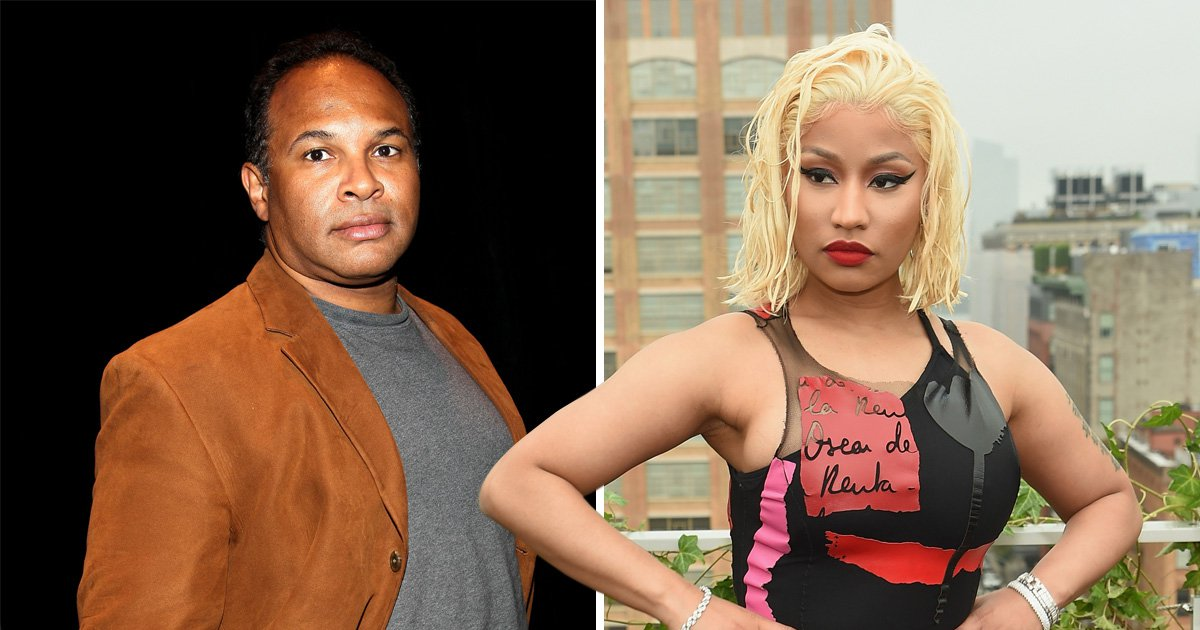 Nicki Minaj 'hasn't yet donated $25k' to Cosby Show actor Geoffrey Owens like she said she would