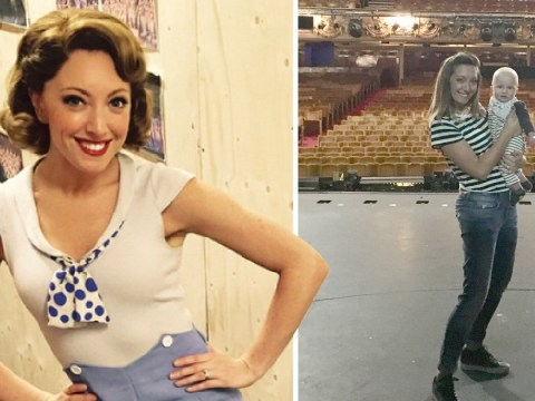 New mother becomes first performer to job share in the West End
