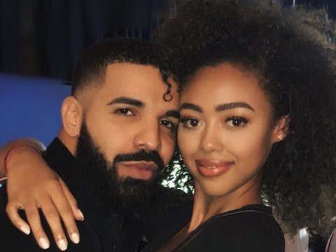 Drake 'enjoys romantic dinner' with rumoured bae Bella Harris who gushes: 'No place I'd rather be'