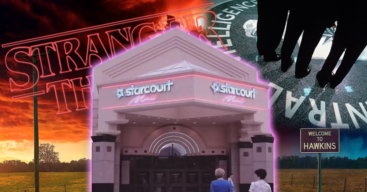 This Stranger Things fan theory reveals why the Starcourt Mall is so important – and it's not about the Soviets