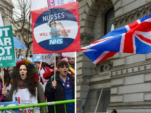 Brexit will rip 'the soul out of the NHS' as record number of health workers demand second vote