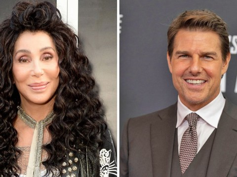 Cher had a fling with Tom Cruise after they 'bonded over having dyslexia'