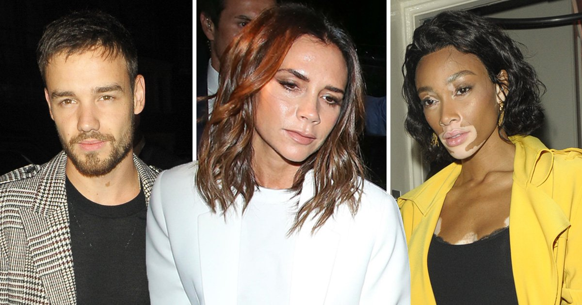 Victoria Beckham parties with Liam Payne and Gordon Ramsay at wild London Fashion Week afterparty