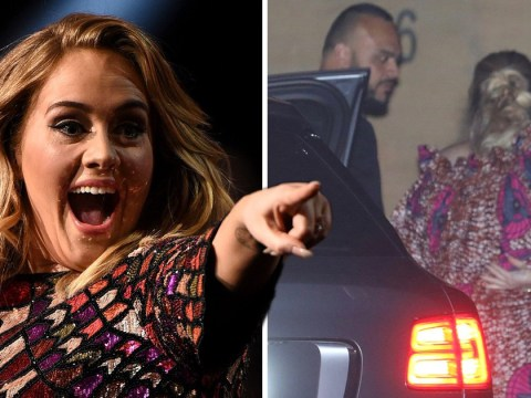Adele enjoys quiet date night with husband Simon Konecki in Malibu