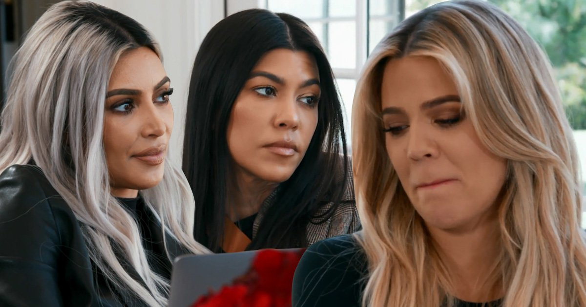 Khloe Kardashian asks Kim to be True's godmother amid tense family feud with Kourtney