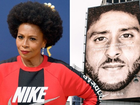 Blackish's Jenifer Lewis wears Nike in solidarity with Colin Kaepernick following backlash on new ads