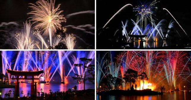 The IllumiNations firework display will be replaced next summer. (Picture: Joe Penniston, Christian Lambert, Dennis Dunkman/Flickr)
