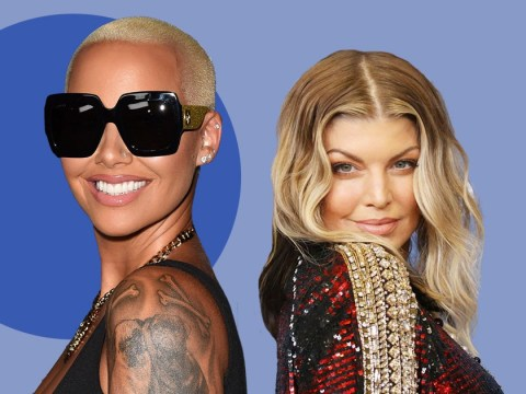 'I was a stripper, I'm not worthy': Amber Rose peeved she wasn't invited to star in Fergie's M.I.L.F $ video