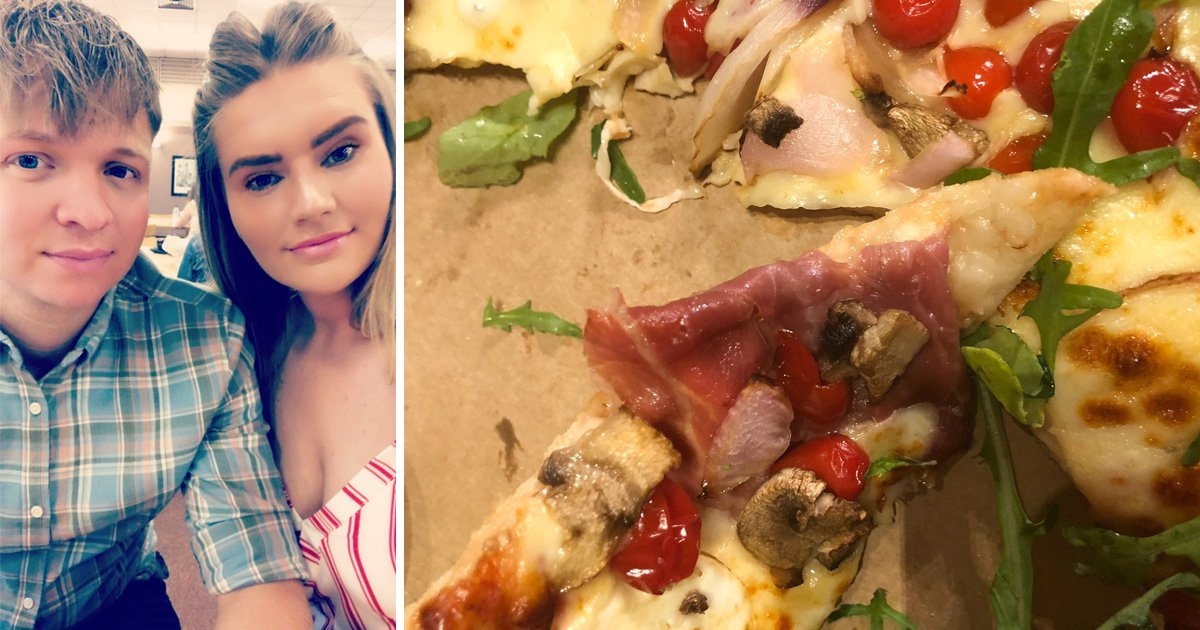 Vegetarian's anger at finding ham on her Domino's pizza