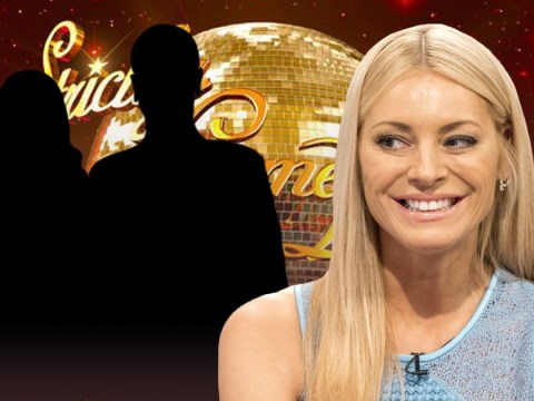 Tess Daly warns that the Strictly curse could strike at any moment as 2018 contestants get ready for their first live show