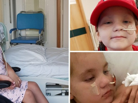Girl, 5, fighting for life after it took doctors two years to diagnose her with cancer
