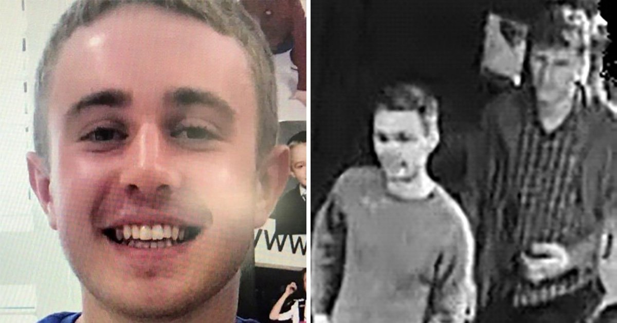 Hunt continues for student, 18, who went missing on freshers week night out