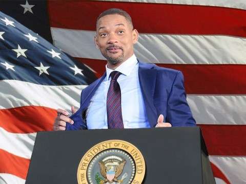 Will Smith heading to the White House? Star hints he could run for president with David Chappelle