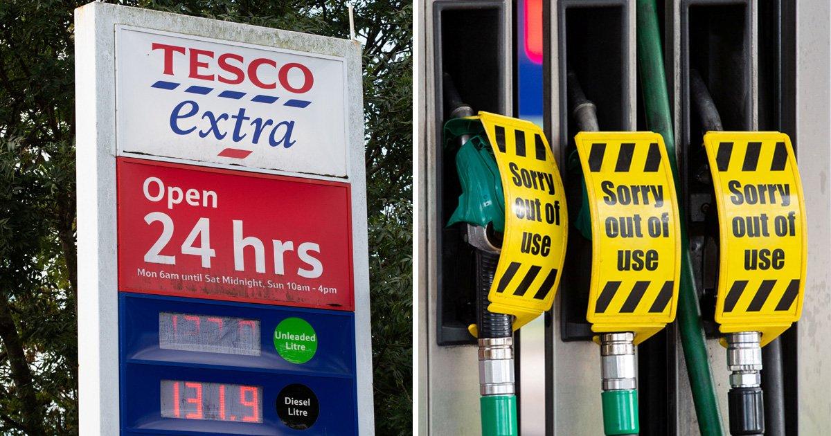 Dozens of cars break down after Tesco petrol station put water in diesel supply