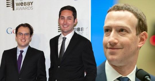 Instagram founders quit Mark Zuckerberg's Facebook after