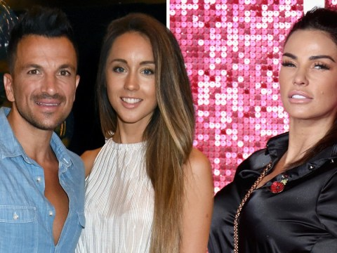 Peter Andre's wife Emily on perfect family life as Katie Price heads to rehab
