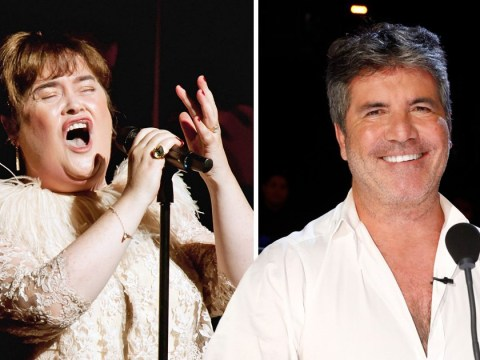Simon Cowell ropes in Susan Boyle for epic career comeback as she's set to compete on America's Got Talent – for real
