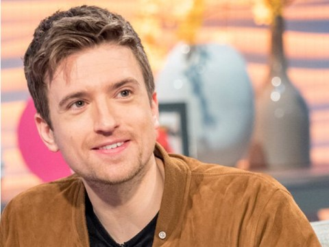 Greg James and new wife Bella trekked around London at 4am on wedding night in search of McDonald's