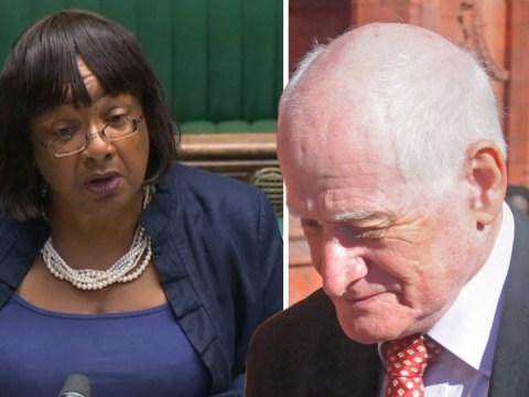 Councillor admits calling Diane Abbott 'a monkey' on Facebook