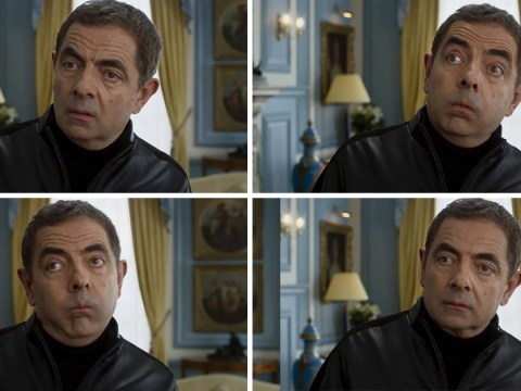 Rowan Atkinson is back to his old tricks as Johnny English Strikes Again with Emma Thompson as PM